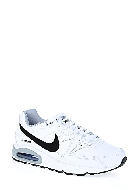 eba18ab3a1 Nike Erkek Nike Air Max Command Leather White/Black-Wolf Grey-Gm Royal |  Morhipo | 15482632
